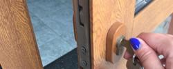 Croydon locks change
